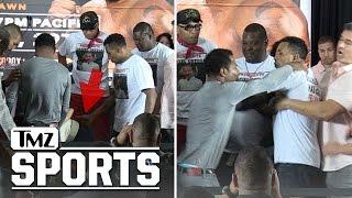 Shane Mosley: Mayorga Slapped My GF's Ass, I Must Avenge Her Butt | TMZ Sports