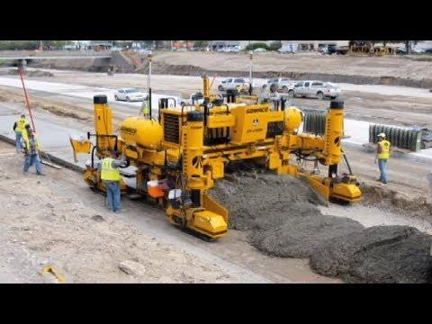 World Amazing Modern Technology Road Construction Machines Biggest Heavy Equipment Machinery