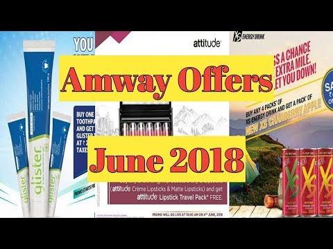 Xxx Mp4 Amway June 2018 का जबरदस्त Offers Amway Offers In All Products Catagory Starts From 4th June 3gp Sex