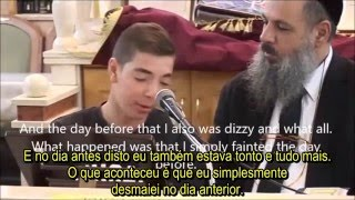 A experiência e Revelação SOBRENATURAL de um adolescente judeu - GOGUE E MAGOGUE 1 de 3