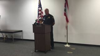 Willoughby police chief discusses fatal police shooting