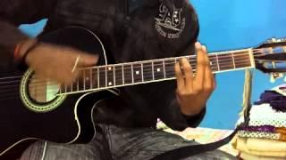 Khamoshiyan Guitar Chords and lesson
