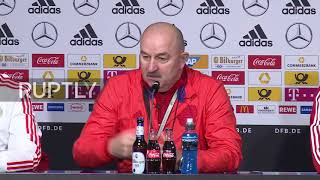 Germany: Russian players gear up for Germany friendly in Leipzig
