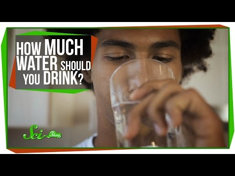 World's Most Asked Questions How Much Water Should I Drink a Day