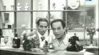 Ismail Yassine Comedy Film   إسماعيل ياسين في الفيلم الكوميدي   اللص الشريف