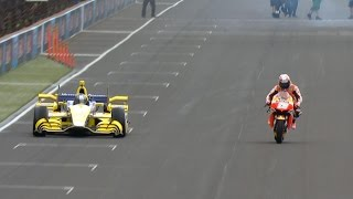 MotoGP™ vs. IndyCar