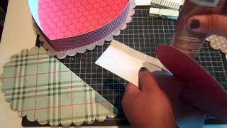 Scalloped Heart Box Tutorial/New MS Fringe Cutter