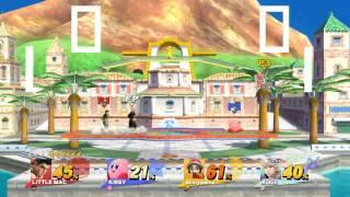 Super Smash Bros Wii U replay