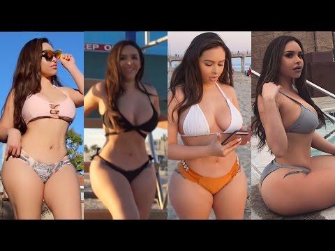 Zaful Bikini Try On Show | MISSSPERU