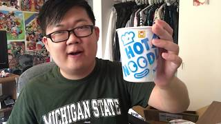 Unboxing Japanese Instant Ramen (Zenpop October 2017)