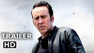 VENGEANCE : A LOVE STORY Official Trailer (2017) Nicolas Cage, Thriller Movie HD