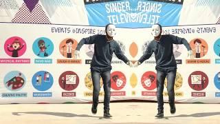Superb Break Dance Performance | Annual Fest - Inspire 2017 | RNB Global University