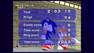 Sonic Adventure DX: Twinkle Park Speed Run (2:03:10)