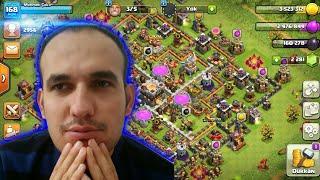 MAX HESAB HEDİYE ALDIM MADE İN TURKEY ( Clash Of Clans )