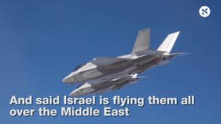 Israel Launched World's First Air Strike Using F-35 Stealth Fighters, Air Force Chief Says