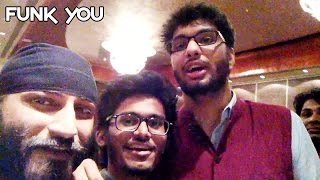 Prank with All India Bakchod Gursimran Khamba Vlog @YT Meet Funk You