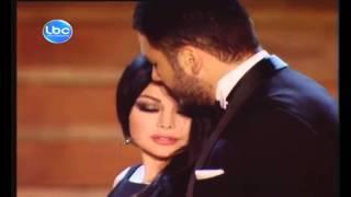 Haifa Wehbe and Ramy Ayach - Ana Am Behlam Fik  | هيفاء وهبي و رامى عياش - انا عم بحلم فيك