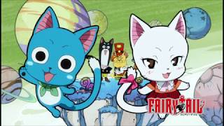 Fairy tail Happy and Carla