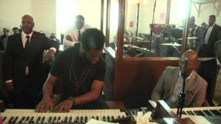 cory henry plays a tribute to melvin crispell