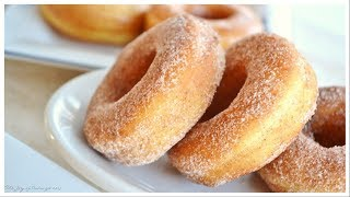 Easy Donuts Recipe  -Homemade Doughnuts  by (COOK WITH MADEEHA)