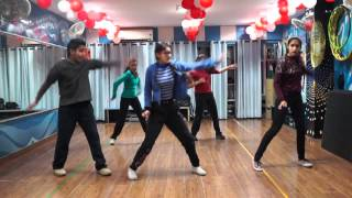 abhi toh party shuru hui hai dance choreography lotus dance academy