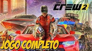 THE CREW 2 - JOGO COMPLETO O INÍCIO!!! - Dublado PT-BR PC