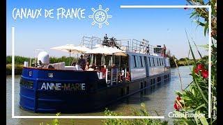 Croisière en France à bord d'une péniche  sur le canal de Provence | CroisiEurope