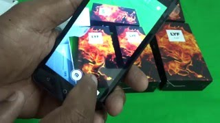 Reliance Jio FLAME 1 LYF LS 4503 Unboxing Video Cheapest VoLTE phone in India