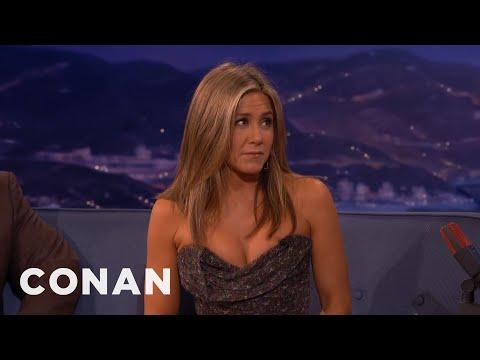 Jennifer Aniston s Deleted Sex Scene CONAN on TBS