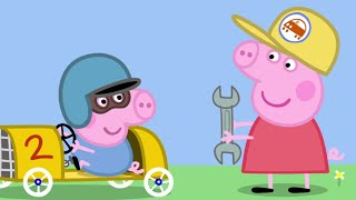 Peppa Pig English Episodes | Peppa Pig in the Garden #PeppaPig