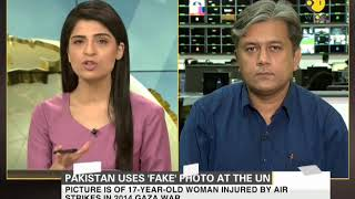 Pakistan uses