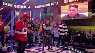 NICK CANNON Presents: Wild'N out went there.....