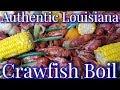 Download Video Download Authentic Louisiana Cajun Crawfish Boil 2018 3GP MP4 FLV