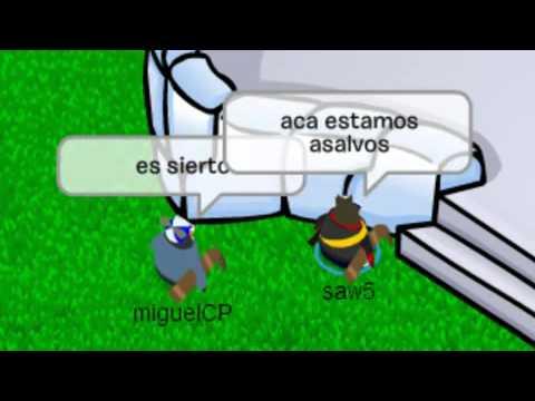 Club Penguin Fin Del Mundo Parte 1