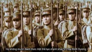 World War II in HD Colour Vietsub tập 1