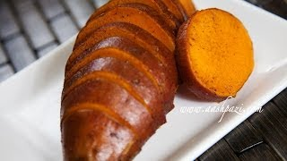 Sweet Potato (Yummy Potato) Recipe