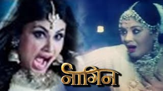Shivanya Kills Yamini In Front Of Ritik  | Naagin | Colors