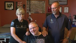 Wounded Warrior Project steps in to help local veteran