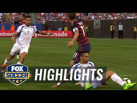 Xxx Mp4 Nicaragua Vs USA 2017 CONCACAF Gold Cup Highlights 3gp Sex