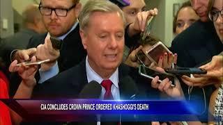 Sen. Lindsey Graham: Saudi Crown Prince 'Unhinged, Irrational'