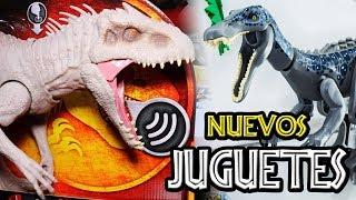 NUEVOS JUGUETES Y SETS DE LEGO DE JURASSIC WORLD