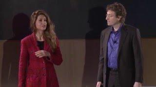 Applied Soundscape: How sound connects us | Lisa Lavia & Harry Witchel | TEDxSquareMile