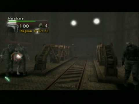 Resident Evil Chronicles Part  6 [RE:UC]