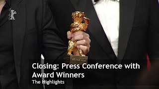 Closing Press Conference Highlights | Berlinale 2019