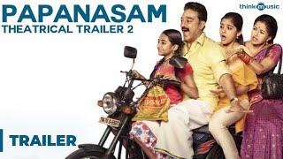 Papanasam Official Theatrical Trailer 2   Kamal Haasan   Gautami   Jeethu Joseph   Ghibran