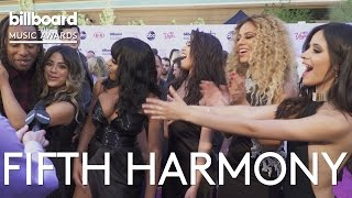 Fifth Harmony crashed by Ty Dolla $ign at Billboard Music Awards 2016 Red Carpet