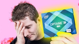 Why Did Intel Even Make This? – Optane 800P SSD