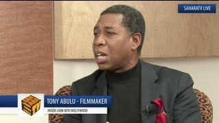 Inside Look Into Nollywood With Filmmaker Tony Abulu