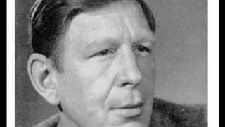 """""""1st September 1939"""" By W.H. Auden (read By Tom O'Bedlam)"""