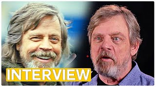 Star Wars - Mark Hamill on Episode 8 and the story he wants to be filmed | exclusive interview